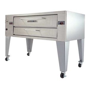 Gas Deck Oven, Single, W 84