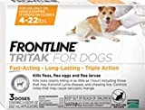 Frontline Plus for dogs 23-44 lbs 3 Doses
