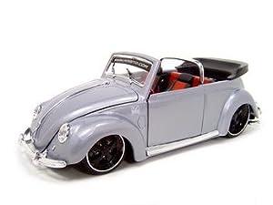 1951 Vw Volkswagen Bug Cabriolet 1:18 Diecast Model