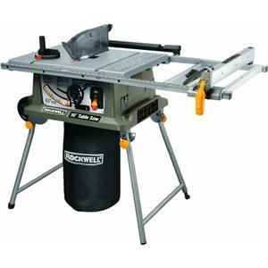 Lowest Prices! Rockwell RK7241S Table Saw with Laser