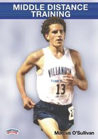 Marcus O'Sullivan: Middle Distance Training (DVD)