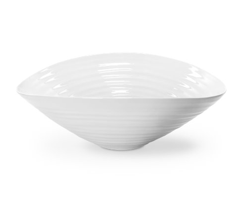 Portmeirion Sophie Conran White Small Salad Bowl (Small Bowl For Oven compare prices)