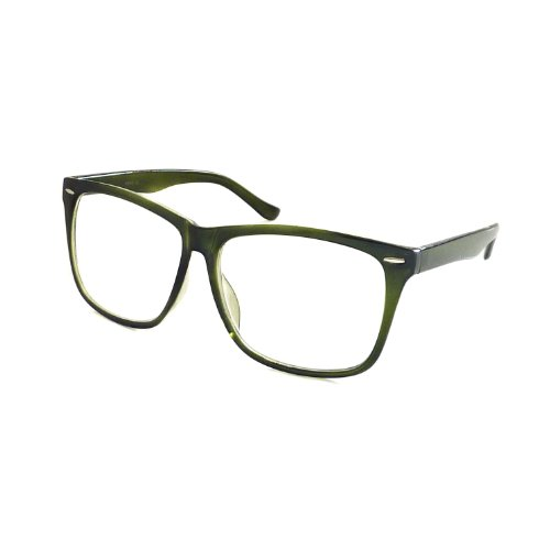 NERD Geek 50s Style Eye Glasses