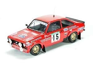Amazon.com: Ford Escort Mk II (Rally Portugal 1985) Diecast Model Car