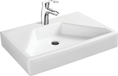 Elegant Casa Counter Top Wash Basin EC-416Ivory