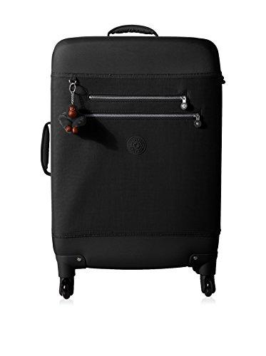 Kipling Monti M Wheeled Suitcase, Black