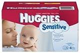Huggies Pure Baby Wipes 12 X Packs of 72 (864 wipes)