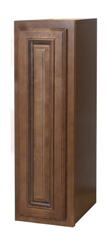 Kraftmaid kitchen cabinets all wood cabinetry w930l hcg 9 for Kitchen cabinets 9 inch