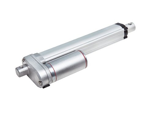 "Progressive Automations Linear Actuator Stroke Size 18"", Force 330 Lbs, Speed 0.20""/Sec - 12 Vdc"