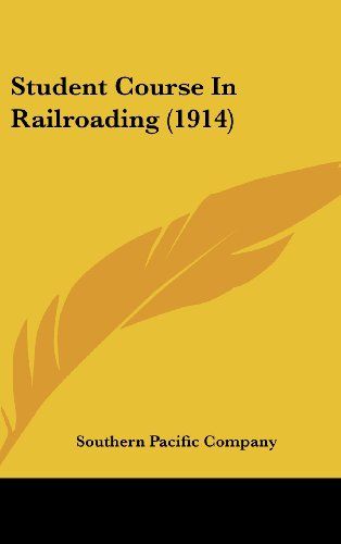 Student Course in Railroading (1914)