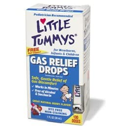 Little Tummy's Gas Drops - 1 fl. oz.