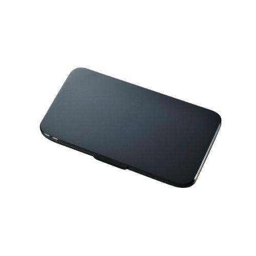ELECOM コンパクトBluetoothキーボード iPhone5/4S/4用 英字配列 ブラック TK-FBP029EBK