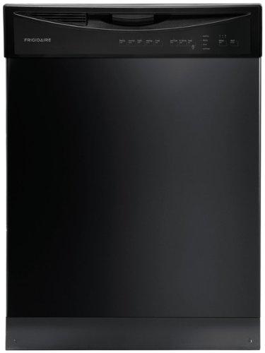 24 In. Built-In Dishwasher - Black