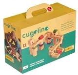 Cuboro Cugolino 37pieza(s) - juegos de construcción (Cualquier género, Azul, Verde, Madera, Vidrio, Madera)
