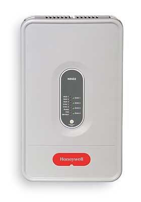 Honeywell Hz432K Truezone Kit, 4 Zone Panel
