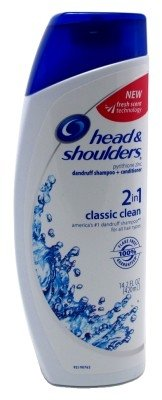 Head & Shoulders Classic Clean 2 in 1 Dandruff Shampoo and Conditioner