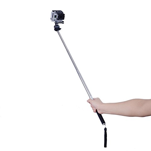 Neewer® Extendable Self-Portrait Camera Tripod Telescopic Monopod For Digital Camera & Camcorder