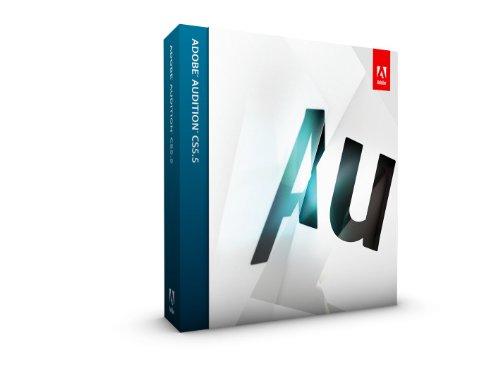 Adobe Audition CS5.5 - ensemble de mise à niveau de version