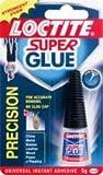 Loctite Super Glue Adhesive Precision 50% Extra Free 7.5g