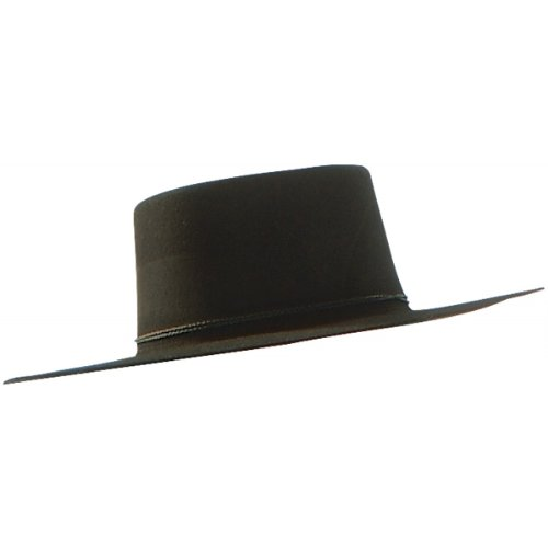 Rubies Costumes V for Vendetta Deluxe Hat One Size Black