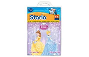 Vtech Electronics Storio Software Disney Princess Cinderella And Belle Multi-coloured from Vtech