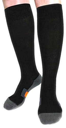 compression-socks-knee-high-25-30-mmhg-premium-grade-sport-recovery-performance-sock-gradient-suppor