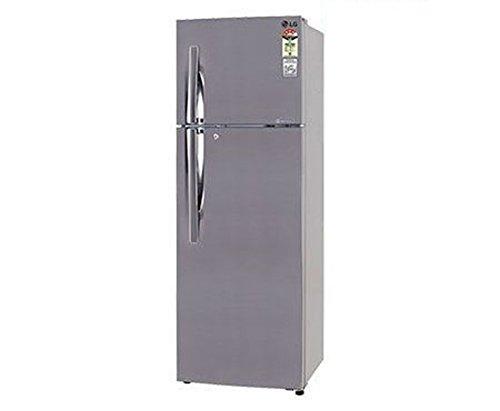 LG GL-I322RPZY 308L 3S Inverter Double-Door Refrigerator (Shiny Steel)