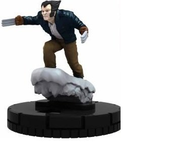 HeroClix: Wolverine # 35 (Rare) - The Incredible Hulk