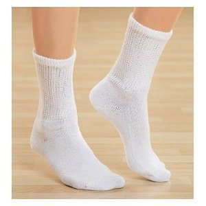 Diabetic Socks Ultra Light, 12 Pairs