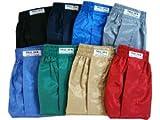 【Boxer shorts-Thai Silk】タイシルクトランクス(無地タイプ)3枚セット