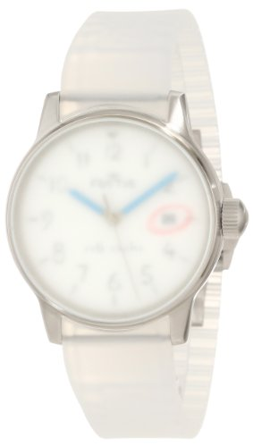FORTIS 595.11.82 SI.29 - Reloj para hombres, correa de silicona