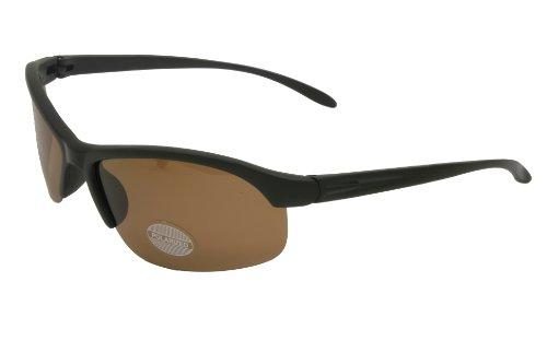 fdcf88c315 G G Ultra Lightweight Polarized Sunglasses Black Frame Bronze Lens ...