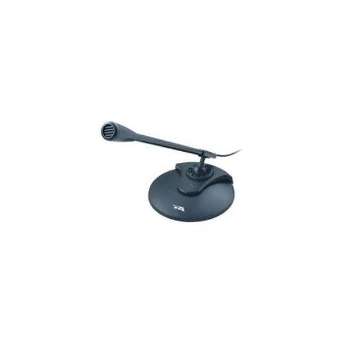Cyber Acoustics Mic-48 Desktop Uni-Directional Microphone