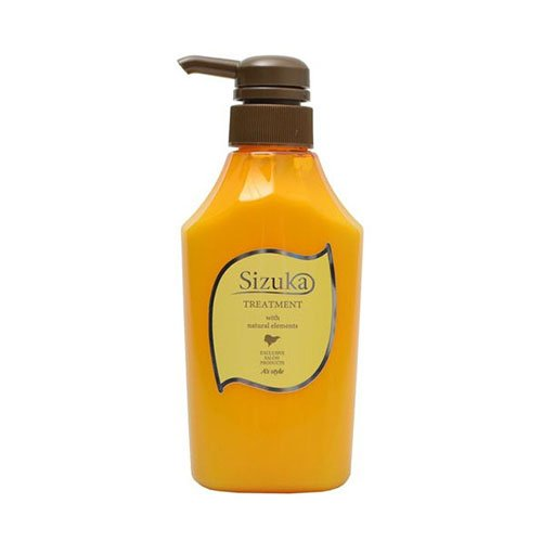 Sizukaトリートメントくせ毛用ボトルサイズ400g