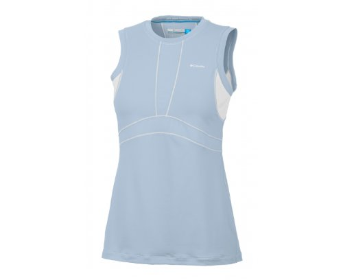 COLUMBIA Ladies Lightweight Sleeveless Baselayer
