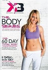 Top Kettlebell Kickboxing - The Body Series - 11 DVD set plus Guides - Region 0 Worldwide -image
