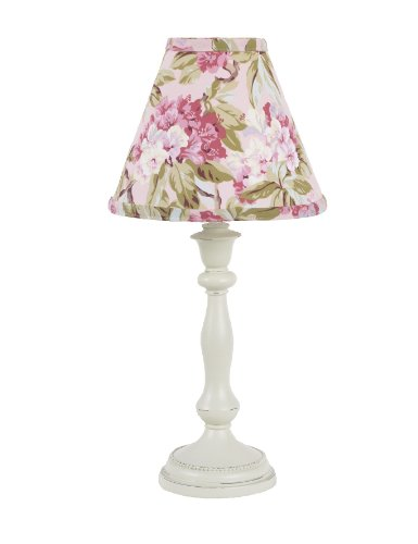 Cotton Tale Designs Standard Lamp and Shade, Tea Party