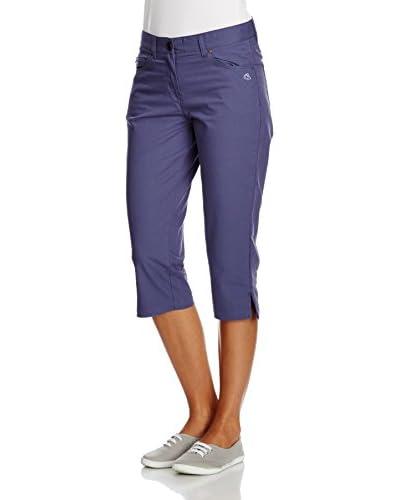 Craghoppers Pantalone Capri Howell Crop [Blu Inchiostro]
