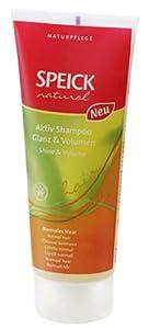 Speick Natural - Champú activo, brillo y volumen, para cabellos grasos (2 unidades, 200 ml) en BebeHogar.com