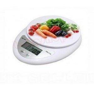 Nouveau 5 kg 5000g/1g nourriture de cuisine diététiques postaux balances de ménage