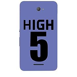 Skin4gadgets HIGH 5 Phone Skin for SONY XPERIA E4