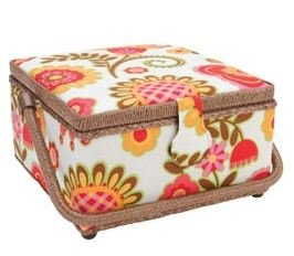 Sewing Basket Square 9