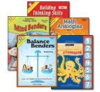 img - for Cognitive Abilities Test (CogAT ) Prep Bundle for Grade 2 (CogAT  Prep Bundles, Grade 2) book / textbook / text book