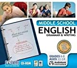 Product B000FZXIP4 - Product title Middle School English: Grammar & Writing (Jewel Case)
