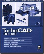 TurboCAD Deluxe v12