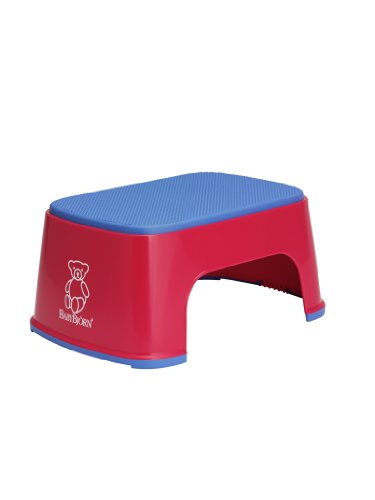 BabyBjorn Safe Step (Red)