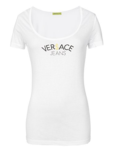 Versace Jeans Couture Top (F-03-To-34122) - 32(DE) / 38(IT) / XXS(EU) - weiss
