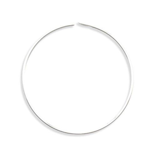 Beadalon Bead Hoop 30mm Nickel Free Silver Plated, 12-Piece (Beadalon Bead Bumpers compare prices)