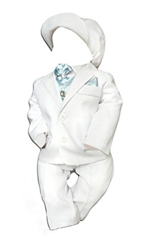 6-bambini-tuta-battesimo-vestito-con-giacca-camicia-pantaloni-gilet-ricamati-farfallino-e-cappello-f