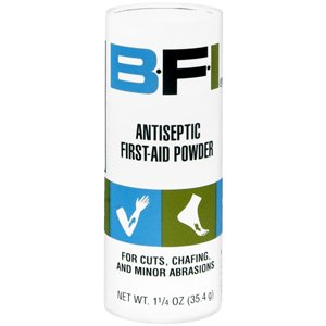 BFI Antiseptic First-aid Powder - 1.25 Oz, 3 Pack Reviews